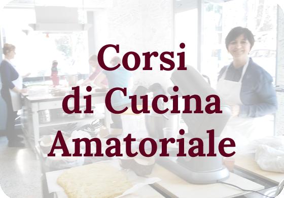 Corsi di cucina amatoriale a Roma