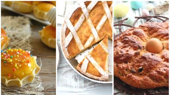 18 deliziosi dolci pasquali regionali: li conoscete tutti?