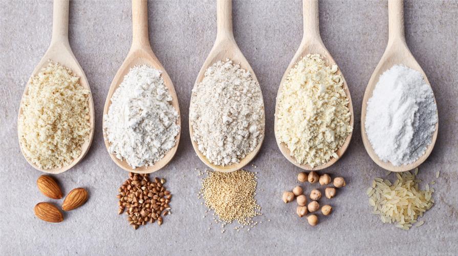 Farine senza glutine: quando la natura offre tante portentose alternative!