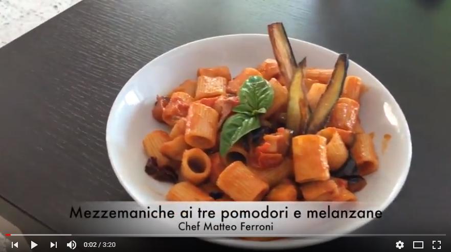Le videoricette dello chef