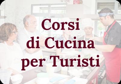 Corsi di cucina per turisti a Roma