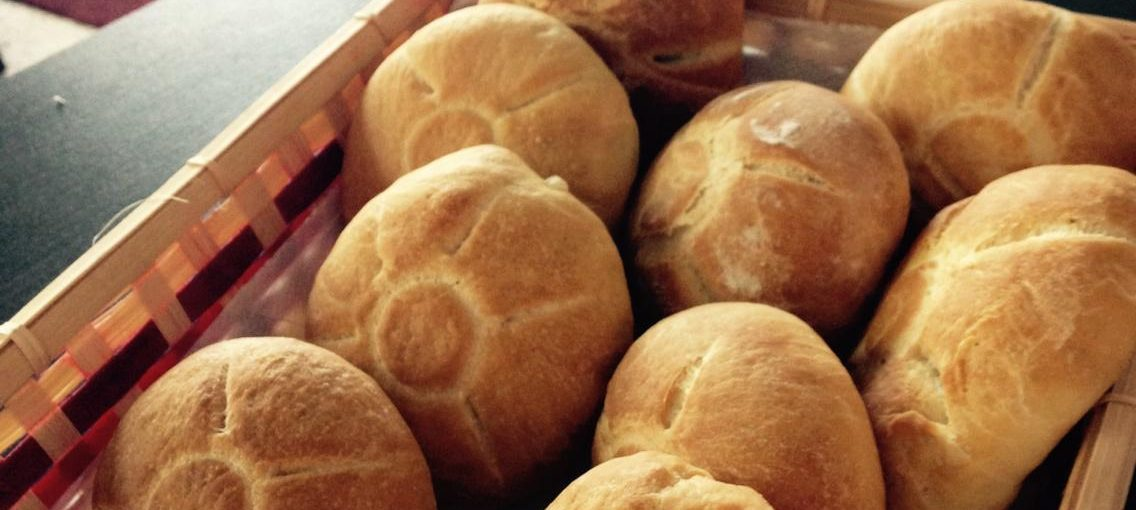 Why there is no Italian bread in Italy?