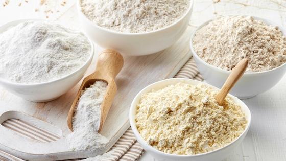 Farine gluten free: una lista preziosa per celiaci e non! (seconda parte)