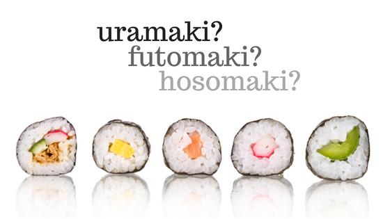 Sushi ma anche maki, nigiri & Co. Facciamo chiarezza!